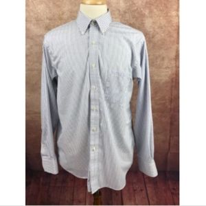 Chaps Ralph Lauren Men's Easy Care Shirt Large